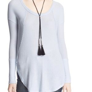 Free People Ventura High Low Tunic Thermal
